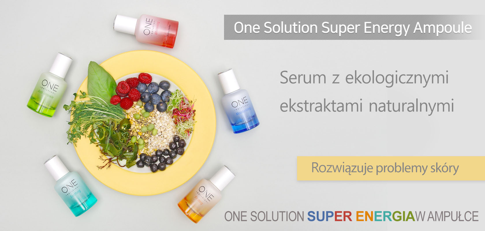 One Solution Ampoule
