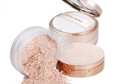 Holika Holika Naked Face Iluminating Powder SPF26PA++
