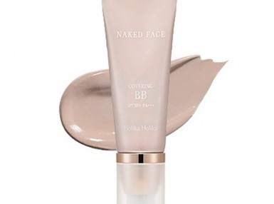 Holika Holika Naked Face Covering BB PF50+PA+++