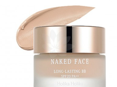Holika Holika Naked Face Long-lasting BB SPF20PA++
