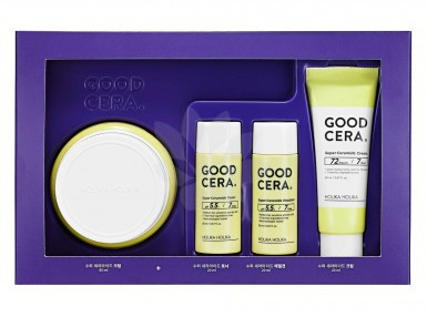 Holika Holika Skin and Good Cera Super Super Ceramide Cream Gift Set