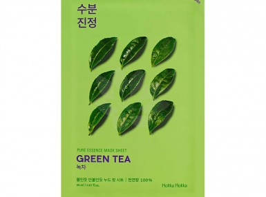 Holika Holika Pure Essence Mask Sheet-Green Tea