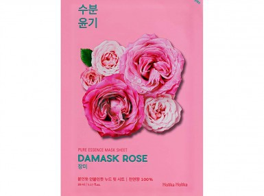 Holika Holika Pure Essence Mask Sheet-Rose