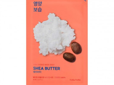 Holika Holika Pure Essence Mask Sheet-Sheabutter