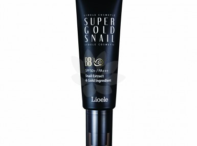 Lioele super Gold Snail BB SPF 50 PA+++ color 23 Warm Beige