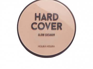 Holika Holika Hard Cover Glow Cushion BB kolor 01 Warm Ivory