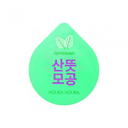 Holika Holika Superfood Capsule Pack Peppermint - cleansing