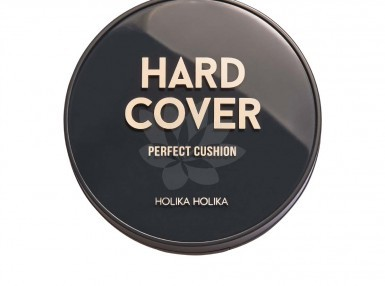 Holika Holika Hard Cover Perfect Cushion kolor 03 Honey