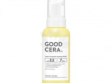 Holika Holika Skin and Good Cera Super Ceramide Foaming Wash