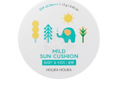 Holika Holika Mild Sun Cushion SPF45PA+++