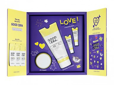 Holika Holika Skin and Good Cera Super Ceramide 72hrs Hydration Set