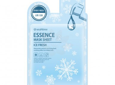 SeaNTree ICE FRESH ESSENCE MASK SHEET