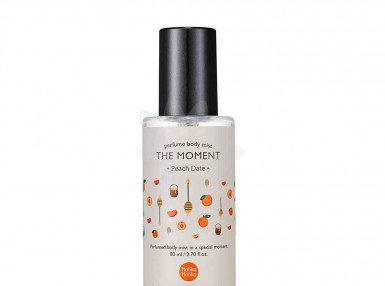 Holika Holika The Moment Perfume Body Mist - Peach Date