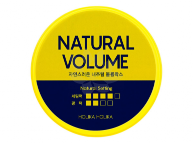 Holika Holika Biotin Style Care Natural Volume Wax 80ml