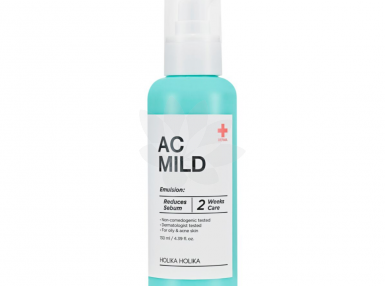 Holika Holika AC & MILD Soothing Emulsion 130 ml