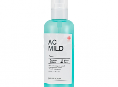 Holika Holika AC&MILD Clear Toner 200ml