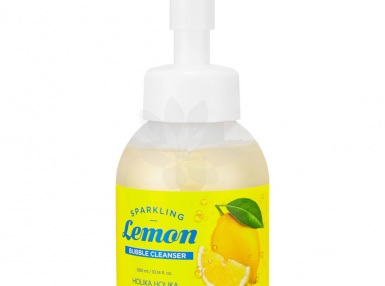 Holika Holika Carbonic Acid Lemon Bubble Cleanser 300ml