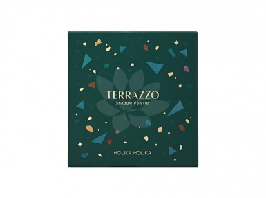 Holika Holika Terazzo Shadow Pallet 01 Earthy