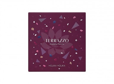 Holika Holika Terazzo Shadow Pallet 02 Dusty