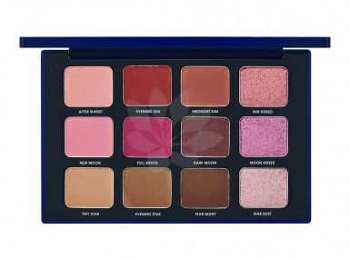 Holika Holika Piece Matching Eye Shadow Palette, 02 Amazing Night