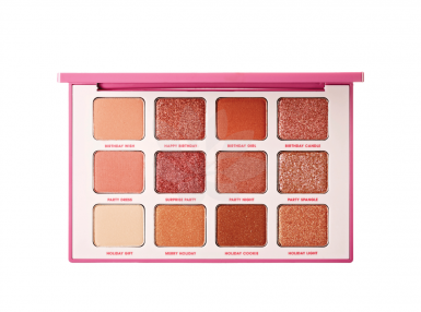 Holika Holika Piece Matching Eye Shadow Palette, 03 My Birthday