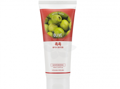Holika Holika Daily Fresh Olive Cleansing Foam